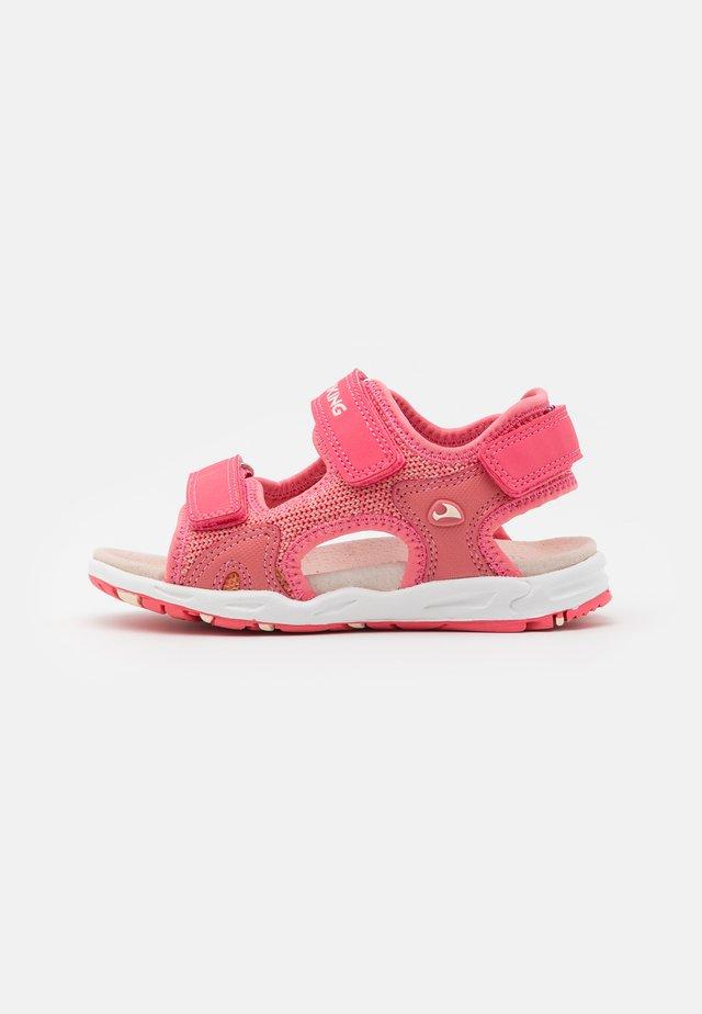 ANCHOR UNISEX - Sandały trekkingowe - pink