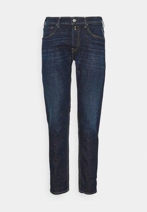 WILLBI - Jeans baggy - dark blue denim