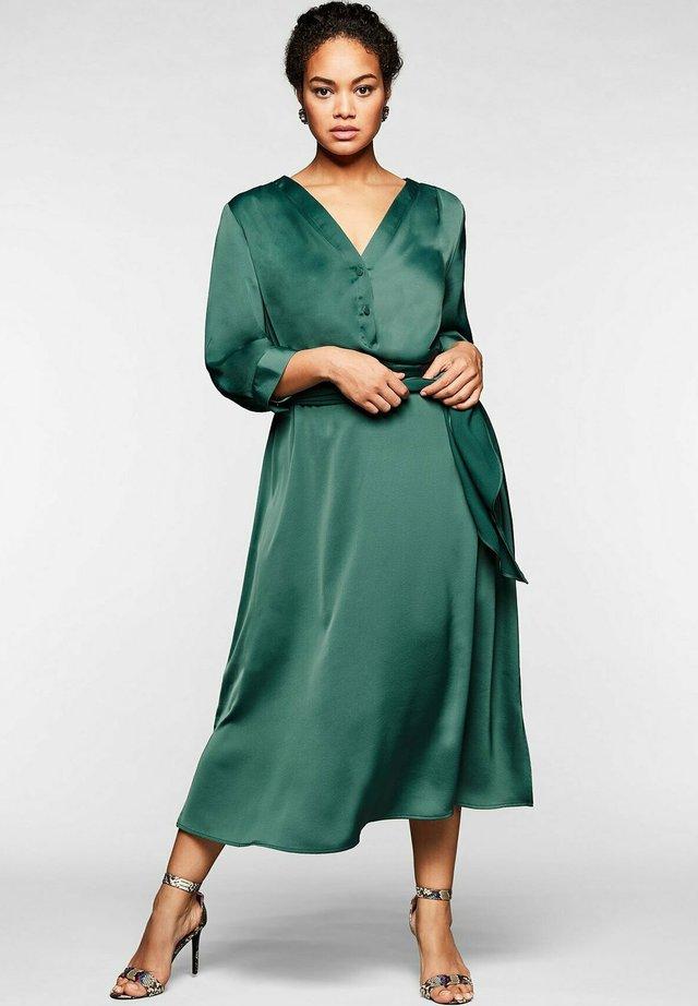 Day dress - opalgrün
