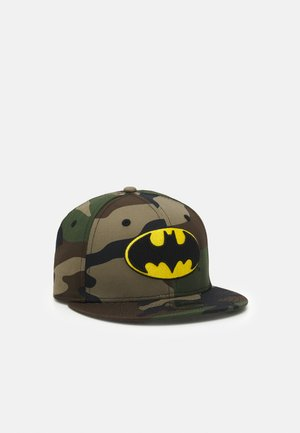 9FIFTY CY CAMO 9FIFTY BATMAN UNISEX - Kšiltovka - brown