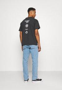 Dr.Denim - DASH - Jeans straight leg - light blue ridge stone - 2