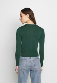 Louche - IDIE SPOT - Cardigan - green - 2