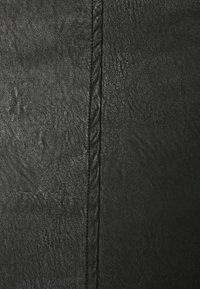 Glamorous - BELTED PENCIL SKIRT - Pencil skirt - black - 2