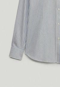 Massimo Dutti - Formal shirt - blue - 3