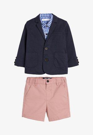 SET  - Blazer jacket - blue
