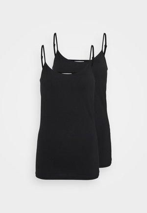 2 PACK - Linne - black