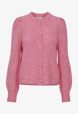 Cardigan - chateau rose melange