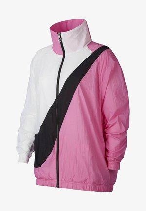 """NIKE SPORTSWEAR DAMEN JACKE """"WOVEN """" - Training jacket - rosa"""