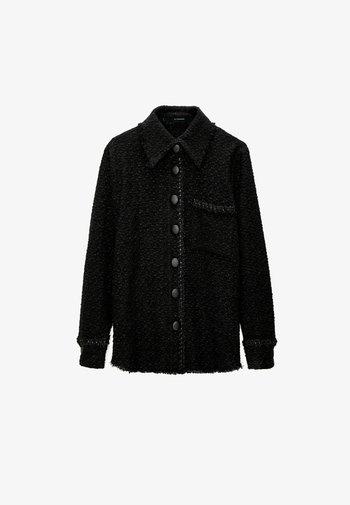 Giacca leggera - black