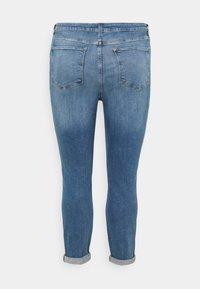 Even&Odd Curvy - Jeans Skinny Fit - light blue denim - 1