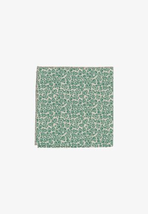SAND FIORE - Fazzoletti da taschino - beige/grün