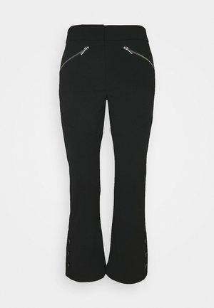 AMALIA - Kalhoty - nero