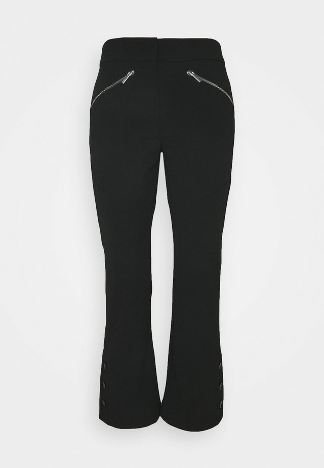 AMALIA - Trousers - nero