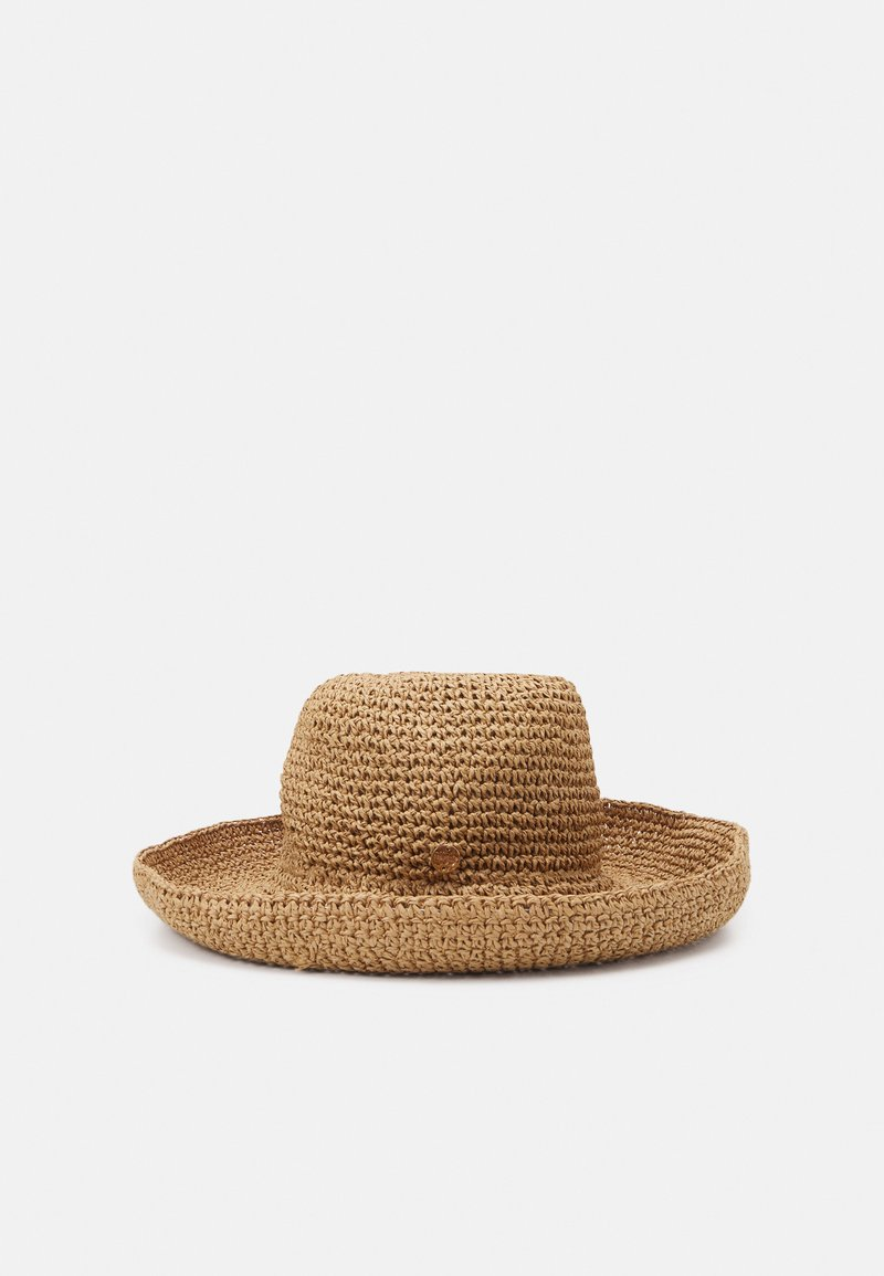 Seafolly - SHADY LADY SOLEIL HAT - Klobouk - natural