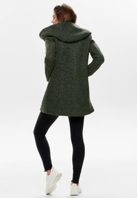 ONLY - ONLSEDONA COAT - Cappotto corto - forest night - 2