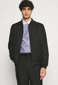 Shelby & Sons - FLINT SHIRT - Formal shirt - charcoal - 4