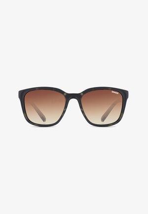 Sunglasses - olive/tortoise
