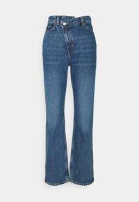 SKEW - Flared Jeans - sea blue