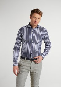 Eterna - Shirt - marine/weiß - 0