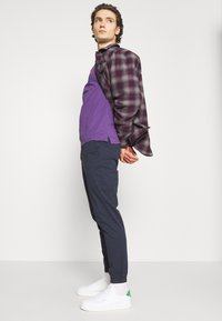 Jack & Jones - JJIGORDON JJLANE  - Tracksuit bottoms - navy blazer - 3