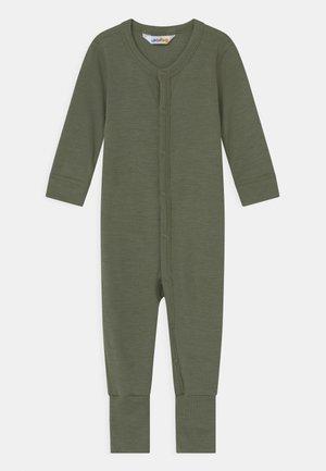UNISEX - Pyjamas - dark green