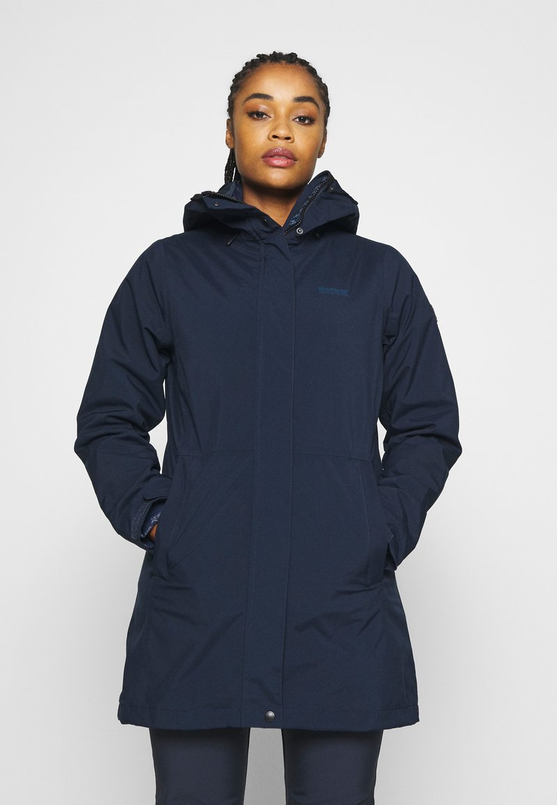 Regatta - DENBURY 2-IN-1 - Parkatakki - navy