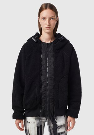 G TEDDY - Winter jacket - black