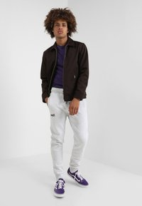 Superdry - Tracksuit bottoms - ica marl - 1