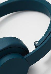 Urbanista - SEATTLE BLUETOOTH - Headphones - blue petroleum - 6