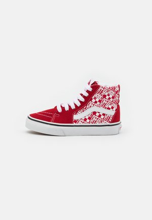 SK8 UNISEX - High-top trainers - chili pepper/racing red