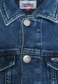 Tommy Jeans - VIVIANNE SLIM DENIM TRUCKER NMBS - Denim jacket - blue denim - 3