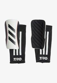 adidas Performance - TIRO LEAGUE SCHIENBEINSCHONER - Shin pads - white - 0