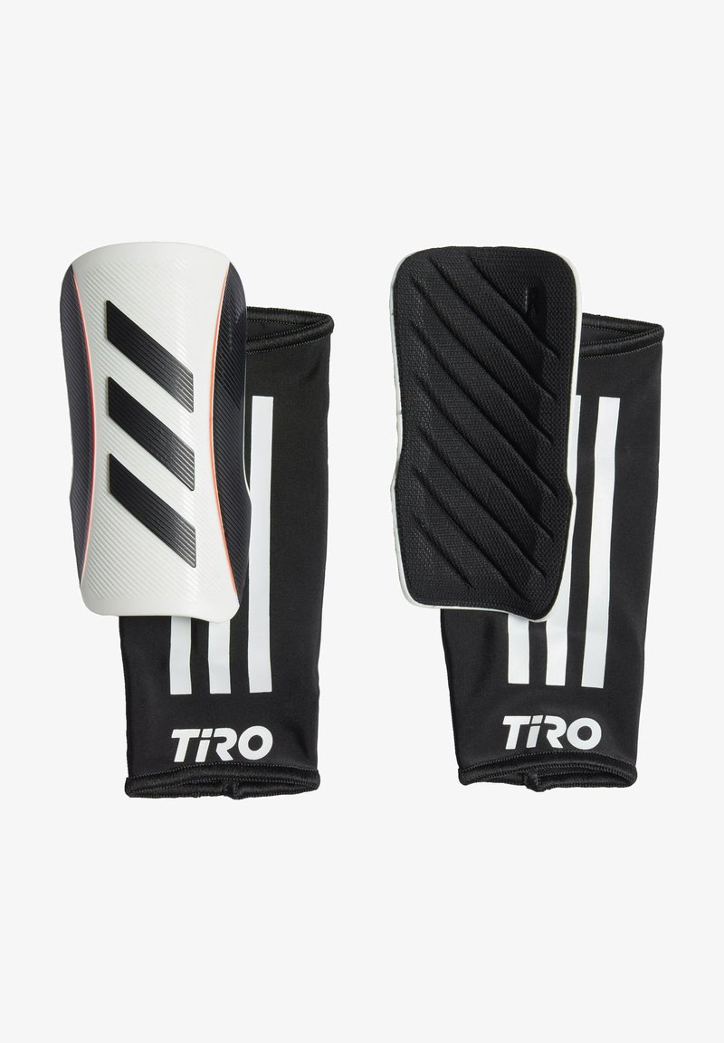 adidas Performance - TIRO LEAGUE SCHIENBEINSCHONER - Shin pads - white