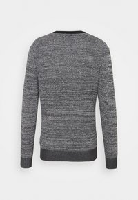 Calvin Klein - TEXTURE  - Jumper - black - 1