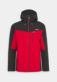 Regatta - BIRCHDALE - Hardshell jacket - red - 4