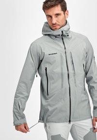 Mammut - MASAO - Hardshell jacket - granit - 6