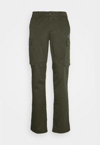 Jack Wolfskin - ARCTIC ROAD CARGO - Outdoor trousers - brownstone - 3