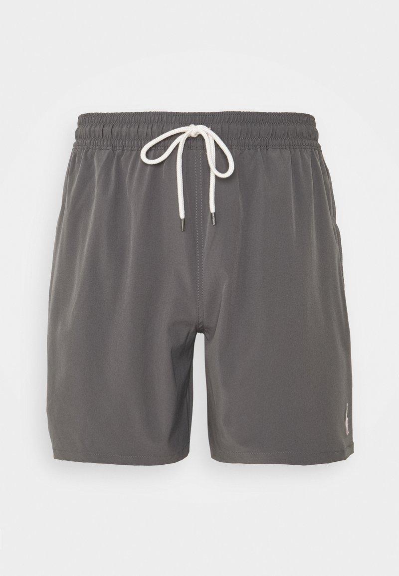 Polo Ralph Lauren - TRAVELER SWIM - Swimming shorts - combat grey