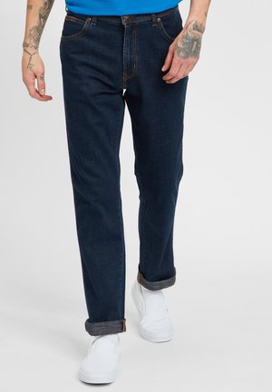 TEXAS  - Jeans slim fit - dark blue