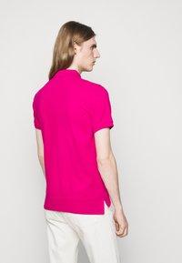 Polo Ralph Lauren - SHORT SLEEVE KNIT - Polo - aruba pink - 2