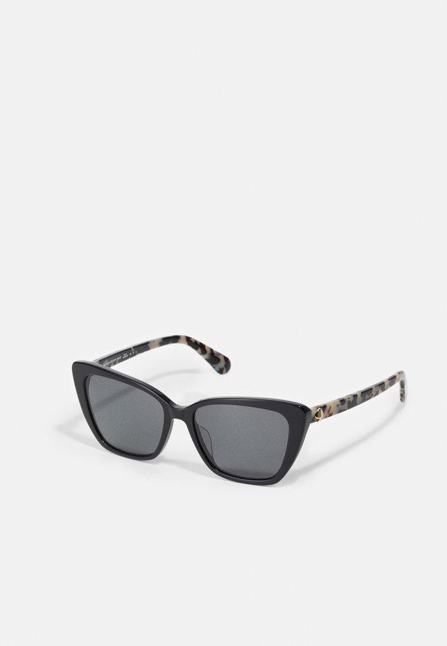 LUCCA - Sluneční brýle - black