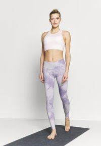 Hey Honey - LEGGINGS TIE DYE - Legging - purple - 1