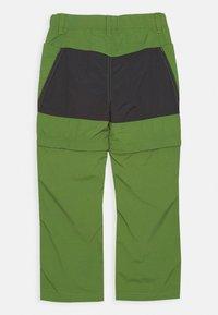 Color Kids - 2-IN-1 ZIP OFF UNISEX - Outdoor trousers - cactus - 1