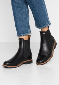 Panama Jack - GILLIAN IGLOO TRAVELLING - Classic ankle boots - black - 0