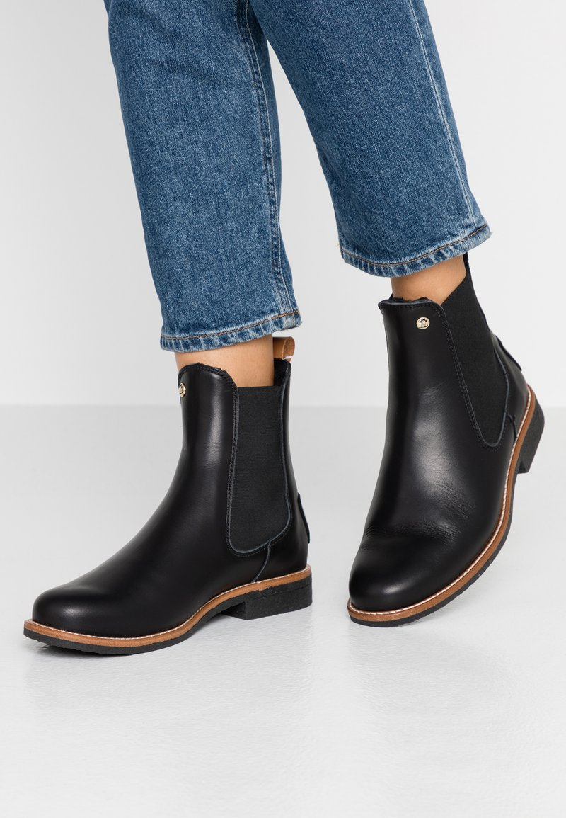 Panama Jack - GILLIAN IGLOO TRAVELLING - Classic ankle boots - black