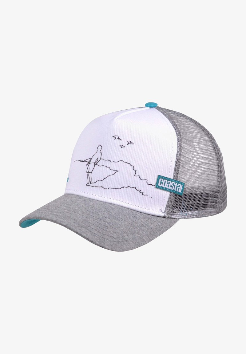 Coastal - Cap - white