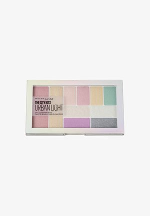 CITY KIT LIDSCHATTENPALETTE - Eyeshadow palette - 01 urban