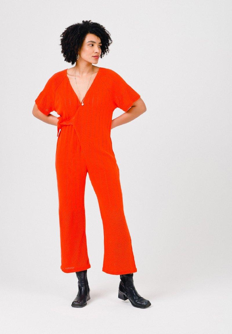 Solai - Jumpsuit - orange