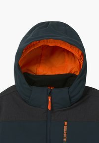 Brunotti - BOYS  - Soft shell jacket - space blue - 6