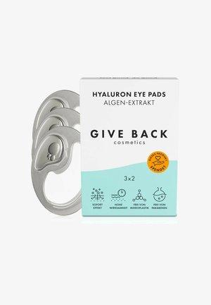 HYALURON EYE PADS ALGEN-EXTRAKT – 3 PACK - Eyecare - -